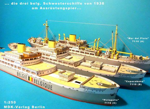 MAR DEL PLATA   Compagnie Maritime Belge 7110_b_c